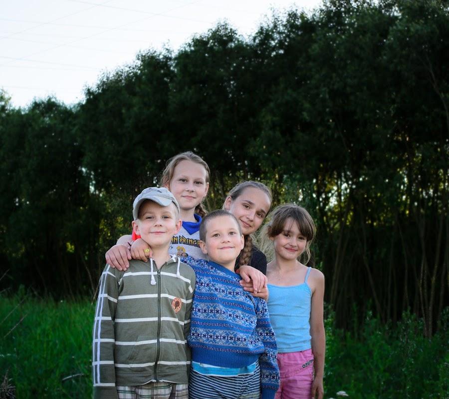 childhood by Mary Ozh  - Babies & Children Children Candids