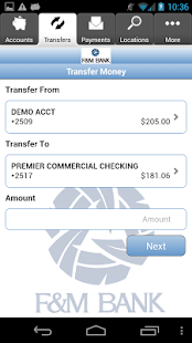 F&M Mobile Money - screenshot thumbnail