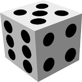 Easy Dice: One playing die