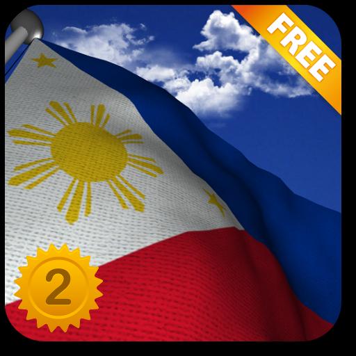 Philippines Flag - LWP LOGO-APP點子