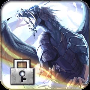 ドラゴン待受け (ロックアプリ) 工具 App LOGO-硬是要APP