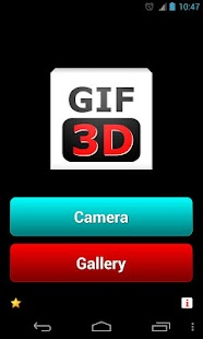 GIF 3D Free - Animated GIF - screenshot thumbnail