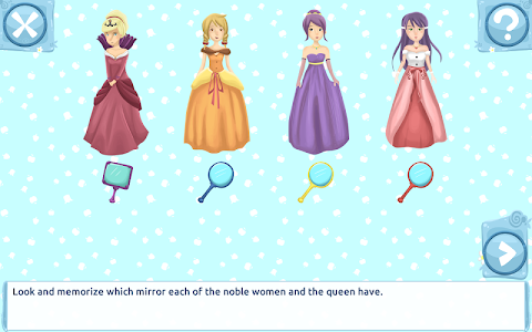 Snow White Games for Girls 7+ v1.1