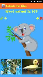 Animals for Kids v2.1.8