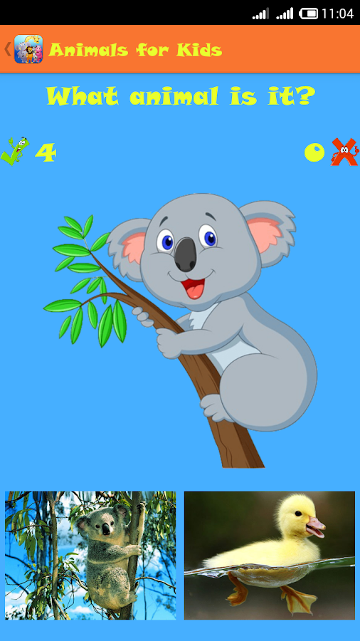Animals for Kids- screenshot