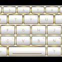 Theme for A.I.type Frame GoldW icon
