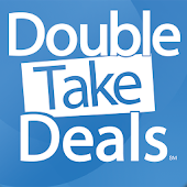 DoubleTakeDeals: Deals+Coupons