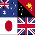 Name That Flag logo