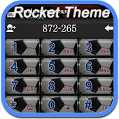 RocketDial Theme Soccer USA