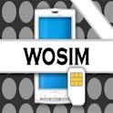 wosim logo