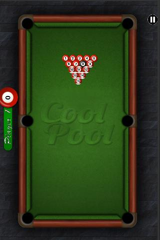 Sid's Cool Pool Game- screenshot