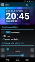 Screenshot of DIGI Alarm Clock