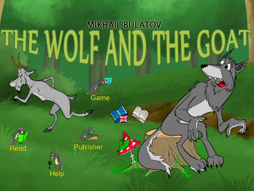 The wolf and the goat EN-DE