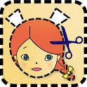 Queca Dress up Paper Dolls icon