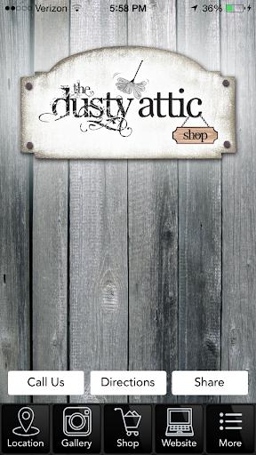 The Dusty Attic Shop