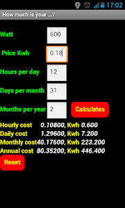 Grower's Costs screenshot 2