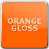 Orange Gloss Theme