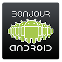 Bonjour Android logo