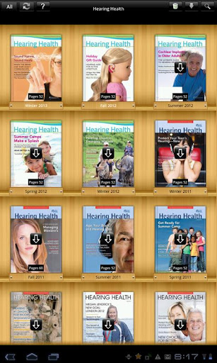 Hearing Health Magazine