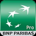 Mes Comptes Pro BNP Paribas logo