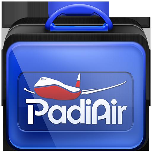 Tiket Pesawat PadiAir LOGO-APP點子