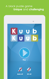 Kuub Advanced- screenshot thumbnail