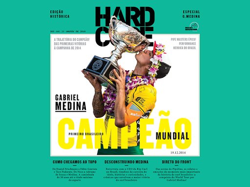 Revista Hardcore