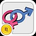 Boy or girl? logo