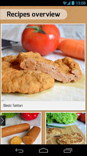 The Vegan Nom Noms Cook App
