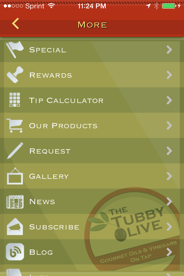 The Tubby Olive- screenshot