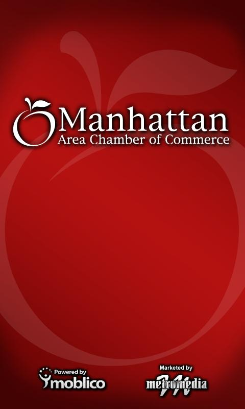 Manhattan KS Chamber - screenshot