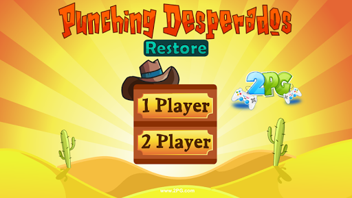 Punching Desperados - 2 Player 1.2.0 screenshots 7