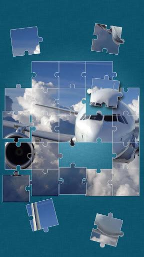 飛機遊戲 - 飛機 益智遊戲