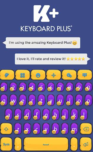 键盘加绘文字