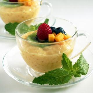 Mango Coconut Tapioca Pudding (椰香芒果西米露).