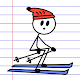 Stick Man Sports Ski Games