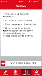 ZeBracelet2- screenshot thumbnail