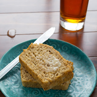 Honey-Rye Beer Bread