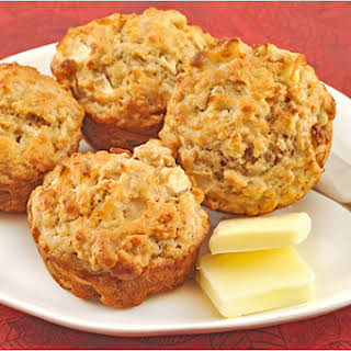 Oatmeal Apple Muffins No Milk Recipes.