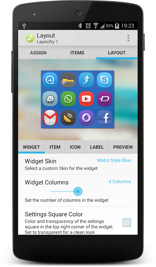 Launchy Widget - Android Apps on Google Play