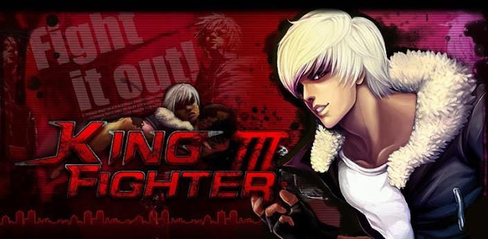 King Fighter 3 (Король Бойцов 3) - лучшие драки на андроид