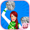 Cheerleader Dress Up Makeover icon