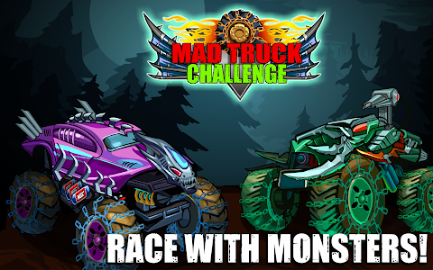 Mad Truck Challenge - Racing v1.5 (Mod Money)