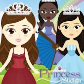 Princess Sticker Lite