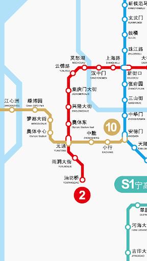 【免費交通運輸App】名古屋市営地下鉄路線図-APP點子