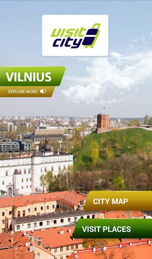 Visit City Vilnius
