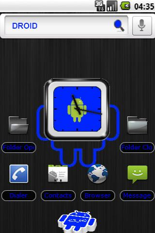 MyDroidBlue_panda - screenshot