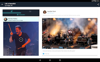 Screenshot of Banjo