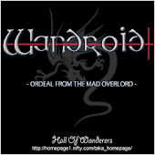 Wandroid #1 - ORDEAL FROM THE MAD OVERLORD - FREE