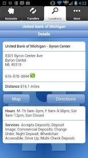 United Bank Mobile Banking - screenshot thumbnail